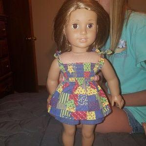 American Girl JLY Doll